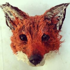fox head recycled