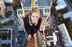 Rooftopping-Selfie