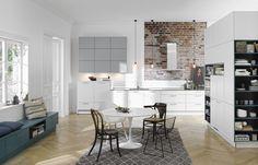Küche Altbau moderne küchen altbau stil nolte küchen hz no1 küche
