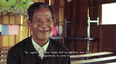 About United World Schools (UWS), Part 5 - Pong Soung, Commune Chief. Pong Soung, Commune Chief, Rock, Cambodia, talks about the history of Rock village and how UWS is helping build a better future.  http://www.unitedworldschools.org/