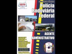 Vídeo Apostila Agente Administrativo - Concurso Polícia Rodoviária Federal - PRF / 2014