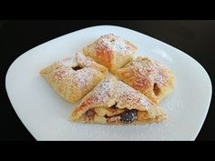 Mini Strudel, receta fácil - YouTube