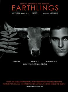 EARTHLINGS -Narrated by heart throb Joaquin Phoenix. Heartbreaking film about animal cruelty. I cried. :( you may become vegan after this. Phoenix Music, Good Movies To Watch, English Play, Best Documentaries, Joaquin Phoenix, Animal Quotes, Documentary Film, Nature Animals, Animales