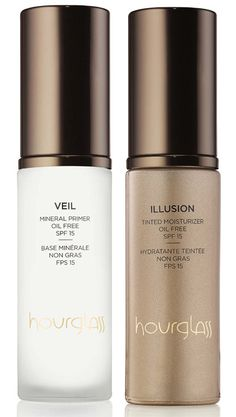 New favorite cosmetics line......Hourglass Veil Mineral Primer and Tinted Moisturizer....one of the most amazing combos ever for a flawless face....this tinted moisturizer is magic!