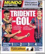 Mundo Deportivo  - 21 Octubre 2013 - [PDF] [IPAD] [ESPAÑOL] [HQ]