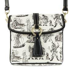 Pirates of the Caribbean Crossbody Bag by Dooney & Bourke