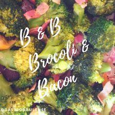 Gastronomía Abulense: 'B & B' Brócoli & Bacón