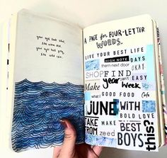 Art Journal prompt