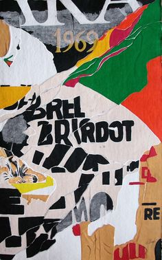 Art Du Collage, Collage Design, Wall Collage, Poster Collage, Collage Background, Art En Ligne, Graphic Design Posters, Graphic Design Typography, Photocollage