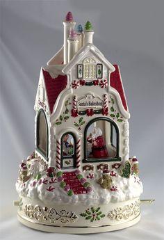 Santa Bakeshop