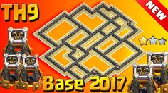TH9 War Base 2017 With Bomb Tower New Update. Anti 3Stars TH9 New War Base 2017 With War Replays Proof. Clash Of Clans New Town Hall 9 (TH9) War Base with bomb tower 2017.  Do you Need more Town Hall 9 War Base With Bomb Tower? Here you go: https://www.youtube.com/watch?v=yAfgoGP3RE4&list=PLKSQ2WcmIpM3j-awEt9YRuNEKJpUWWaZ1&index=7    Subscribe This Channel: https://www.youtube.com/clashwithrayofficial?sub_confirmation=1    How to help my channel?  SUBSCRIBE my Channel for more videos.  Like…