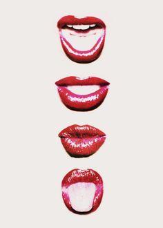 Beyonce's Lips