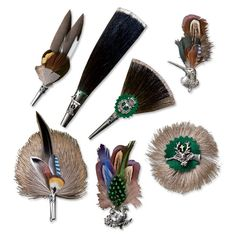 Orvis Hat or Lapel Pins - Hat Pin and Brooch Selection -- Orvis on Orvis.com!