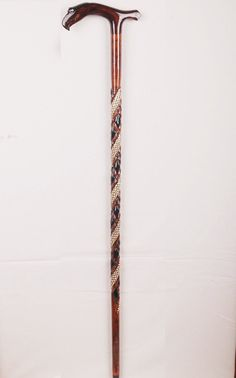 Handmade Turkish DEVREK Cane