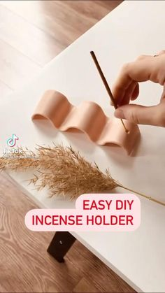 Polymer Clay Crafts, Diy Clay, Polymer Clay Jewelry, Clay Earrings, Diy Crafts Hacks, Diy Home Crafts, Diys, Diy Air Dry Clay, Clay Projects