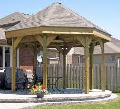 beautiful and cozy backyard patio design ideas with comfortable ... - Patio Gazebo Ideas