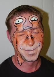 Image result for face paint boys