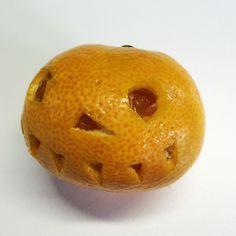 Minikurpitsa   lasten   askartelu   syksy   halloween   kurpitsa   mandariini   käsityöt   koti   kierrätys   DIY ideas   kid crafts   pumpkin   recycling   Pikku Kakkonen Koti, Bagel, Orange, Fruit