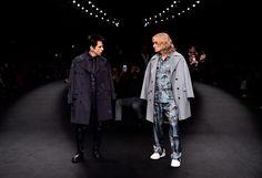 Zoolander's Ben Stiller and Owen Wilson Take Over Valentino's Runway – Vogue