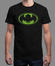 """""""Dark God Rises"""" is today's £8/€10/$12 tee for 24 hours only on www.Qwertee.com Pin this for a chance to win a FREE TEE this weekend. Follow us on pinterest.com/qwertee for a second! Thanks:)"""