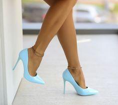 Pantofi Lavas Albastri
