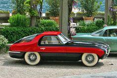 1953 Pegaso Z-102 Thrill Coupe