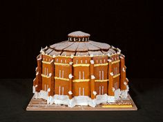 Photos from the yearly gingerbread house exhibition at ArkDes #gingerbread #gingerbreadhouse #gingerbreadcompetition #arkdes #christmas #holidays #pastries #pepparkakshus #pepparkakshustävling #pepparkakshusutställning