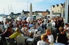 Hordaland Bergen Cafe