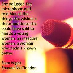Erotic and dramatic romance novels, novellas, and short stories by author Shayne McClendon.