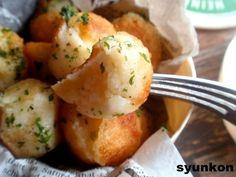 含み笑いのカフェごはん『syunkon』 Asian Recipes, Ethnic Recipes, Cheesy Recipes, Potato Salad, Tapas, Potatoes, Dishes, Vegetables, Cooking