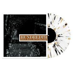 When Will We Surrender Clear W/White, Black, Gold Splatter LP