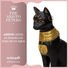 A lo largo de la historia, los gatos han jugado un papel fundamental en los hogares y las culturas. Tanto que eran enaltecidos y honrados por sus ARISTOPADRES. Hoy os daremos un breve viaje al pasado para que conozcáis el papel que han jugado los mininos en la historia. Para saber más entra en ARISTOPET.COM/THE-ARISTOPETERS