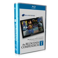 The BluScenes Compenium now featured on Fab.
