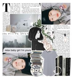 """""""I will love you soon but not now. // Set #366"""" by sammisolace ❤ liked on Polyvore featuring Abigail Ahern, Beats by Dr. Dre, GET LOST, Jooheon and monstax"""