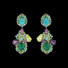 Opals Poseidon Earrings – ANABELA CHAN . LONDON . PARIS