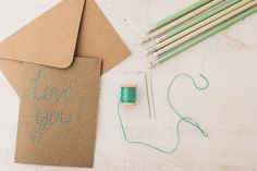 DIY Mother's Day, Birthday, Thank you cards | Rock My Style