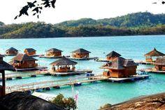 Island resort , Mindoro , Philippines