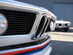 BMW CSL - gosh, I love this car!