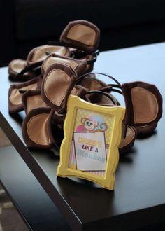 monkey girl Birthday Party Ideas | Photo 1 of 51