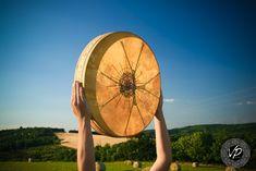 20' Shaman drum, Frame drum, Stage drum, Hand drum, Medicine drum