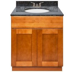 Vanity Top:Natural granite stonePolished surfacePre-installed ceramic sinkPre-drilled holes for faucet installationBack-splash includedIndividually packed in styrofoam and carton in thick natural Tan Brown granite stone Brown Bathroom Decor, Christmas Bathroom Decor, Silver Bathroom, Wood Vanity, Vanity Cabinet, Vanity Set, Small Bathroom Sink Vanity, Kitchen Bath Collection, Small Toilet