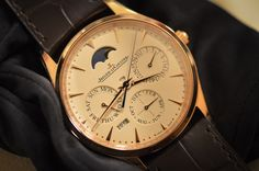 Jeager-LeCoultre Master Perpetual Calendar