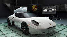Porsche concept #porsche