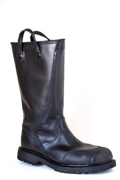 """FFB 8401 - 14"""" Turnout Boot – Southwest Boot Company, Inc. Firefighter Boots, Goodyear Welt, Steel Toe, Shank, Riding Boots, Leather, Horse Riding Boots"""
