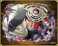 'Katakuri' Poster by Wano-Kuni One Piece Big Mom, One Piece World, Sword Art Online, Blackbeard One Piece, Luffy Gear 4, Big Mom Pirates, Poster Online, Monkey D Luffy, Nico Robin