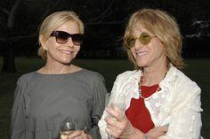 Helene Winer and Janelle Reiring – dealers