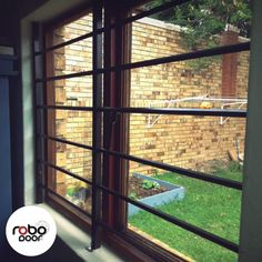 Did you know? #RoboDoor offers multiple types of burglar bars for windows at affordable prices. Check our products at www.robodoor.co.za/burglar-bars