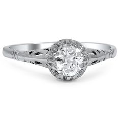 The Calandria Ring from Brilliant Earth
