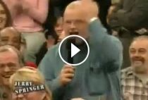 Jerry Springer Thug #thuglife #jerryspringer