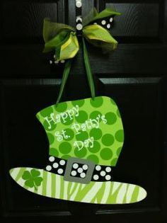 St Patricks Day Decor on Pinterest | Parties, St Patrick's Day and ...